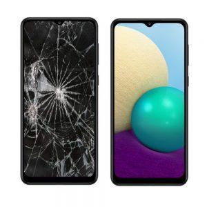 Новобрачные Дональд и Марла