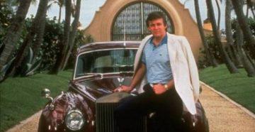 Фото 11. Трамп в списке Forbes